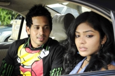 Bharath and Rima Kallingal