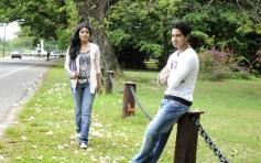 Rima Kallingal and Bharath