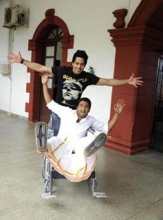 Bharath and Santhanam