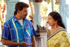 Chandru and K.R Vijaya