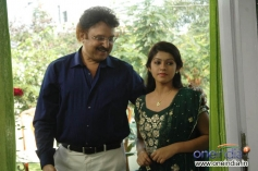 Sarath Babu and Pratishta