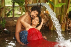 Dilip Kumar and Janavi