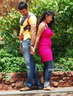 Surya Rao and Sunakshi