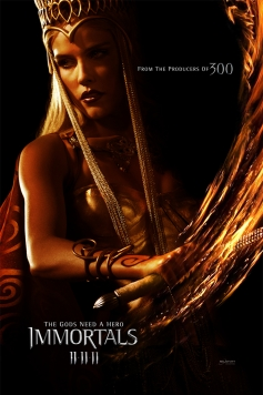 Immortals Poster
