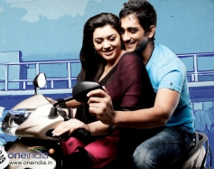 Hansika Motwani and Siddharth