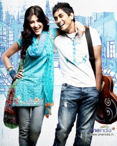 Shruti Haasan and Siddharth