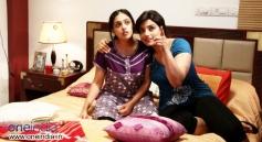 Nithya Menon and Shweta Menon