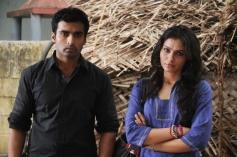 Nandha and Andrea Jeremiah