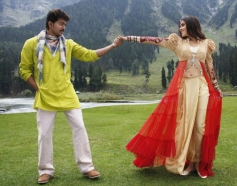 Vijay and Genelia D'Souza