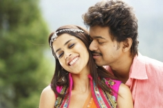 Genelia D'Souza and Vijay