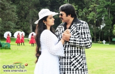 Poonam Bajwa and Mammootty