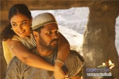 Nithya Menon and Prabhu Deva