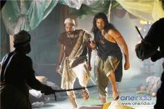 Prabhu Deva and Prithviraj