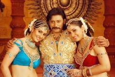 Divya Parameshwaran, Prashanth and Pooja Chopra