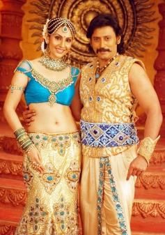 Divya Parameshwaran and Prashanth