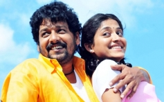 Vidharth and Kavitha Nair