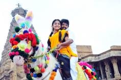 Kavitha Nair and Vidharth