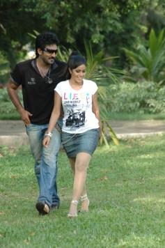 Aadhi and Poorna