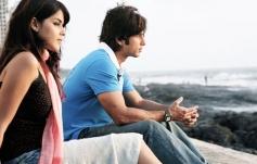 Genelia D\'souza and Shahid Kapoor