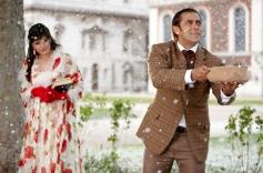 Zarine Khan and Salman Khan