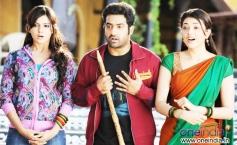 Samantha, Jr.Ntr and Kajal Aggarwal