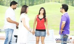 Kajal Aggarwal, Samantha and Jr.Ntr