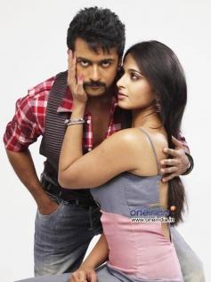 Surya and Anushka