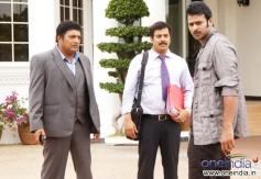 Prakash Raj and Prabhas