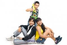 Kishan, Rushitha and Lakshman