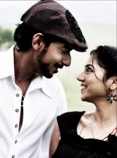 Prajwal Devaraj and Reema