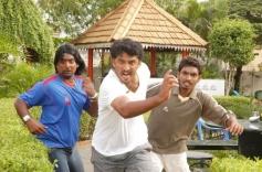 Solomon, Kishore Kumar and Raj Prabu