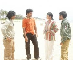 Solomon, Kishore Kumar, Varadha and Raj Prabu