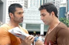 Sunil Shetty & Akshay Kumar