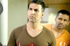 Akshay Kumar & Sunil Shetty