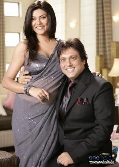 Govinda & Sushmita Sen