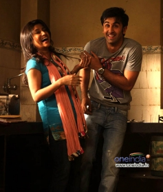 Konkona Sen Sharma & Ranbir Kapoor