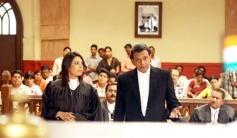 Shilpa Shukla & Mithun Chakraborty