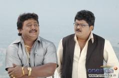 Komal and Jaggesh