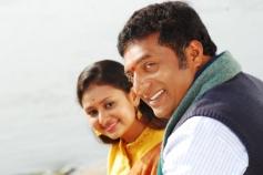 Amulya and Prakash Raj