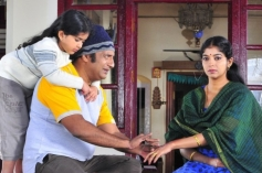 Prakash Raj and Sithara