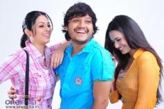 Anjana Sukhani, Ganesh  with Yuvika Choudhary