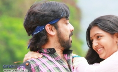Vineeth and Lakshmi Menon