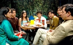 Sheena Shahabadi, Ruslaan Mumtaz, Rajat Kapoor