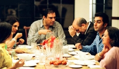 Boman Irani, Anupam Kher & Anubhav Anand