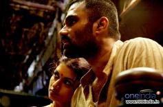 Suniel Shetty & Bhagyashree