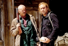 David Morse and Nicolas Cage