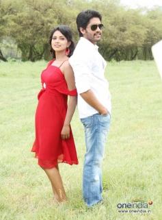 Amala Paul and Naga Chaitanya