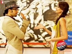 Ranveer Singh and Dipannita Sharma