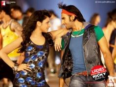 Ranveer Singh and Parineeti Sharma