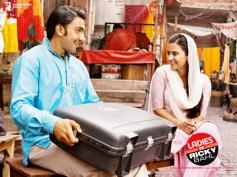 Ranveer Singh and Aditi Sharma